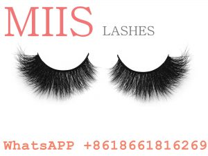 customized lashes private label