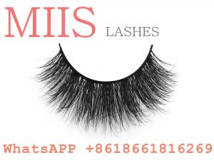 3d synthetic eyelash