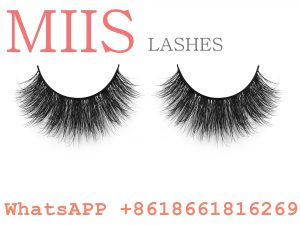 mink 3d eyelash suppliers