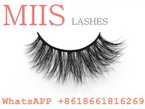 mink lashes private label 3d