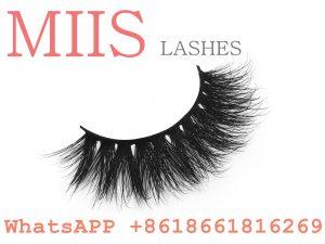 customized packaging 3d eyelashes