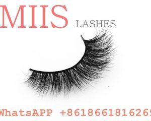 Premium quality mink fur eyelash