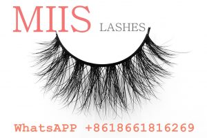 fur 3d mink fake eyelashes