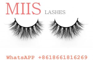 china mink 3d artificial fur eyelash